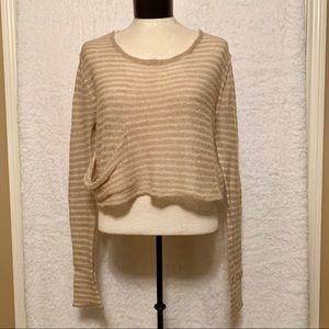 🍂Wool Blend Lightweight Sweater